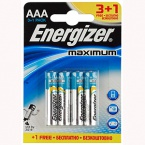 Батарейки Energizer LR3 AAA MAXIMUM